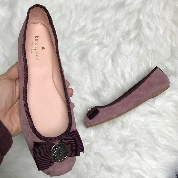 361668e5062a kate spade Shoes - Kate spade New York Fontana too suede flats